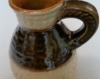 Vintage 60's Pottery Vase – By Bay  Made In West Germany 661-17