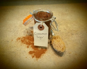 Brown Sugar and Cinnamon Scrub
