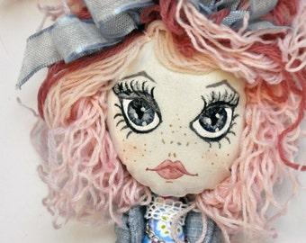 Jessie, rag doll, rag doll