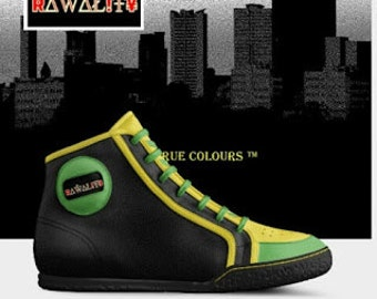 Sneakers JA1's by Rawality limited edition