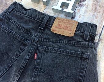 Size 9 Vintage High-Waisted Levi's