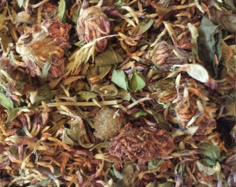 Dried Clover Etsy