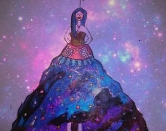 The Universe Princess Kris