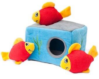 Zippy Paws Fish Aquarium