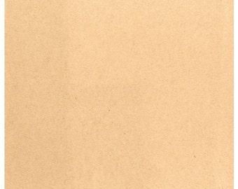 Sheet paper Kraft 30.5 x 30.5 cm - kraft - paper card making paper