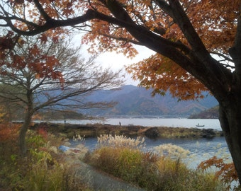 Kawaguchiko Fujigoko 5 lakes