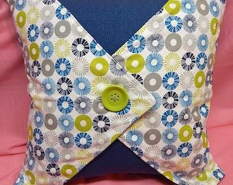 Reversible Pillow Wrap Pattern