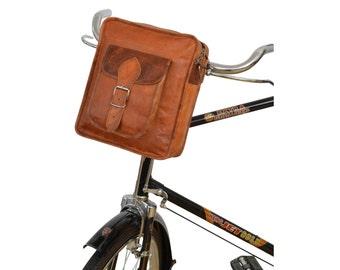 Gusti leather 'Dietrich t.' bicycle bag shoulder bag