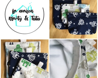 Bags and reusable pouches