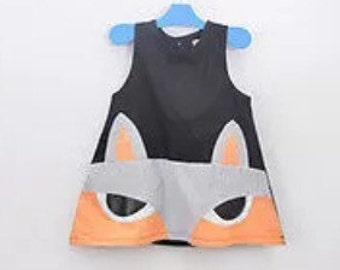 Black Fox Dress