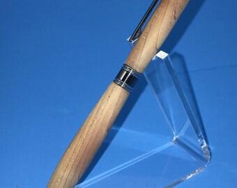 Slimline Twist Pen made from Cedar