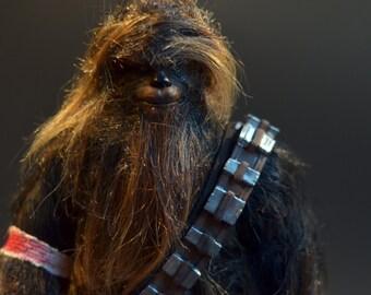 star wars wookie (chewbacca)