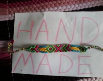 Custom Made Friendship Bracelet