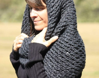 Big snood (anthracite)
