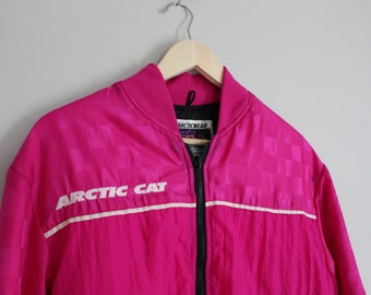 Arctic Cat Insulated Bomber Jacket
