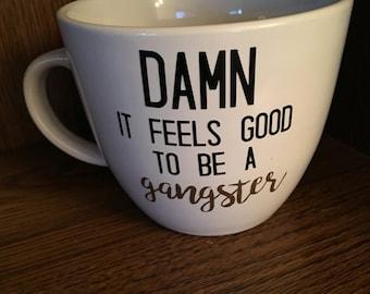 Gangster Coffee Mugs