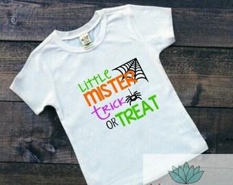 Children's Trick or Treat Ts
