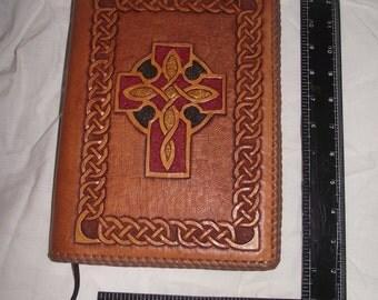 Handmade A5 book cover