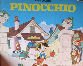 LP pinocchio fable