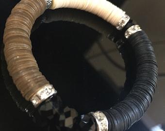 Retro Sequin Bracelet