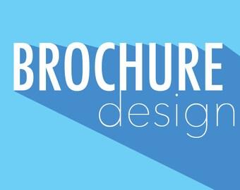 Brochure Design, Brochures, Invitations, Menu Design, Business Brochures, Event Brochures