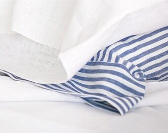 Madrid Blue Pillowcase