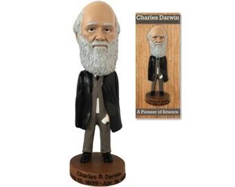 Charles Darwin Bobblehead