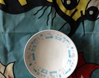 Blue Heaven Plate