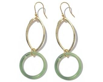 Agathe earrings