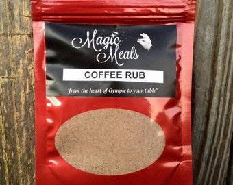 Magic Meals Coffee Rub