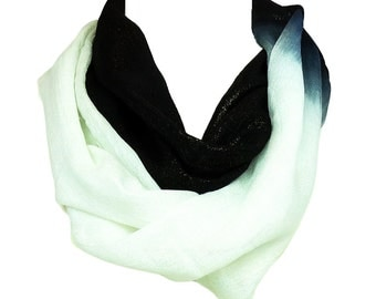 Pearl Infinity Scarf