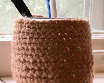 Candle or Pen Holder Cozy