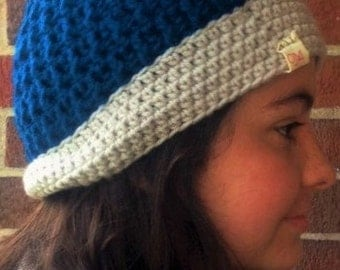 Another Ribbed Beanie