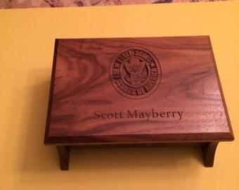 Eagle Scout Recognation Box
