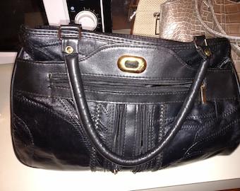 Vintage Lambskin Handbag