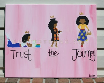 Trust the Journey Print