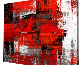 Abstract Print Canvas