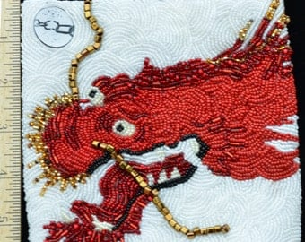 Red Beaded Dragon