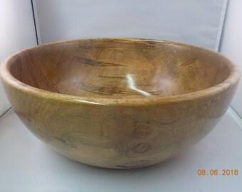 Ambrosia Maple Bowl   #J-248