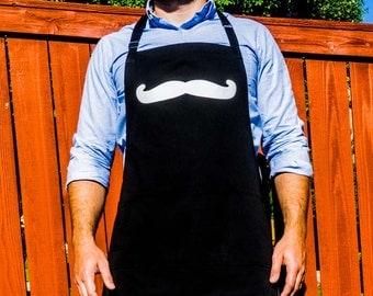ApronMen Mustache Me Apron
