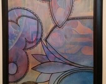"Fine Art Print titled ""Armadillo"""