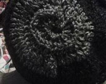Crochet dread hat