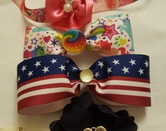 Headbands for babies and children with accessories