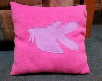 Pink DoubleTail Betta Fish Pillow