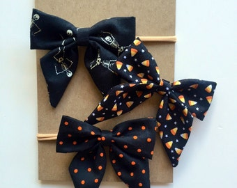 Limited Edition Halloween Bows