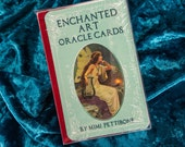 Enchanted Art Oracle Card Deck - Small Size