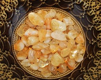 Citrine~The Merchant's Stone for Financial Prosperity~Prosperity Spell~Money Crystal
