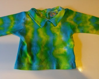 Infant Blue Yellow and Green