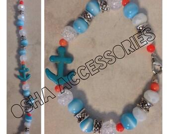 Ilde de Yemaya / Bracelet for Yemaya