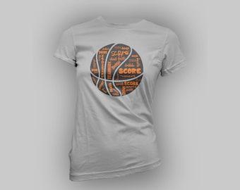Basketball Women's Tee